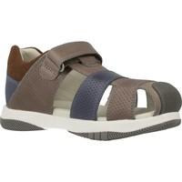 Chaussures Garçon Sandales et Nu-pieds Garvalin 202452 Marron
