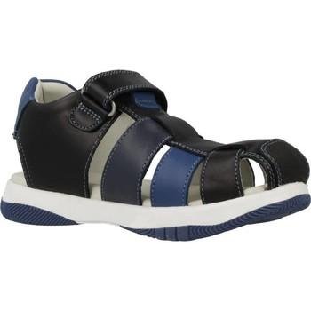 Chaussures Garçon Sandales et Nu-pieds Garvalin 202458 Noir