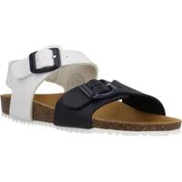 Chaussures Garçon Sandales et Nu-pieds Garvalin 202473 Bleu