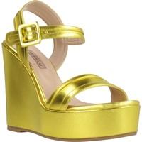 Chaussures Femme Sandales et Nu-pieds Albano 4136AL D´or