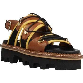 Chaussures Femme Sandales et Nu-pieds Elvio Zanon EL0901X Marron