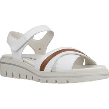 Chaussures Femme Sandales et Nu-pieds Piesanto 200777 Blanc