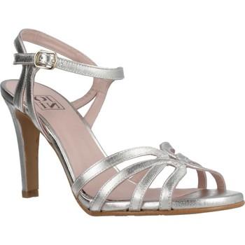 Chaussures Femme Sandales et Nu-pieds Joni 18155J Argent