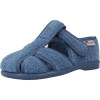 Chaussures Garçon Chaussons Vulladi 5170 052 Bleu
