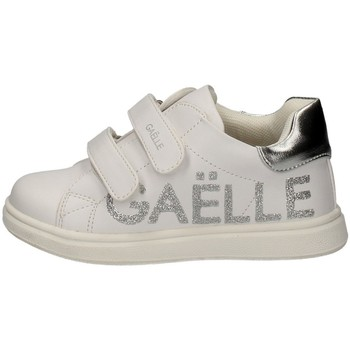 Chaussures Enfant Baskets basses GaËlle Paris G-280 BLANC
