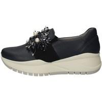 Chaussures Femme Slip ons Imac 507530 BLEU