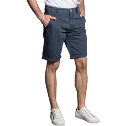 Vêtements Homme Shorts / Bermudas Deeluxe Short BROKEN Navy