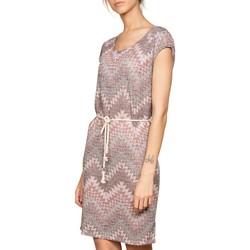 Vêtements Femme Robes courtes Deeluxe Robe HELENE Zigzag Print