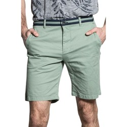 Vêtements Homme Shorts / Bermudas Deeluxe Short VERDE Green Tea