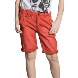 Vêtements Garçon Shorts / Bermudas Deeluxe Short TRADEL Red