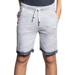 Vêtements Garçon Shorts / Bermudas Deeluxe Short PAGIS Grey