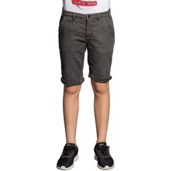 Vêtements Garçon Shorts / Bermudas Deeluxe Short TRADEL Charcoal