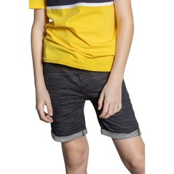 Vêtements Garçon Shorts / Bermudas Deeluxe Short PAGIS Black