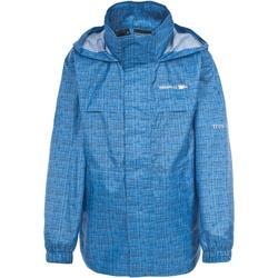 Vêtements Enfant Coupes vent Trespass Totam Bleu