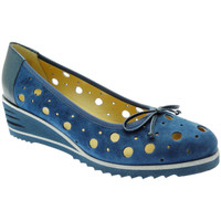 Chaussures Femme Ballerines / babies Donna Soft DOSODS0770bl blu