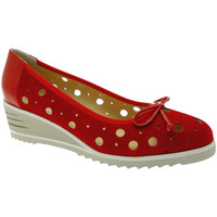 Chaussures Femme Ballerines / babies Donna Soft DOSODS0770ro rosso