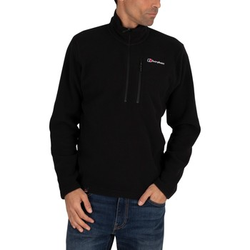 Vêtements Homme Sweats Berghaus Sweat Polartec Micro Half Zip noir