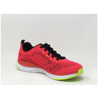 Chaussures Baskets basses Skechers ULTRA GROOVE ROUGE Rouge