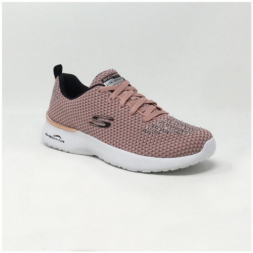 Chaussures Baskets basses Skechers SKECH-AIR DYNAMIGHT ROSE Rose