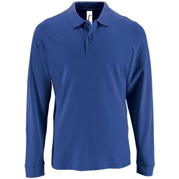 Vêtements Homme Polos manches longues Sols PERFECT LSL COLORS MEN Azul