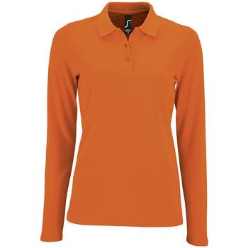 Vêtements Femme Rover Padded Women Sols PERFECT LSL COLORS WOMEN Naranja