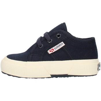 Chaussures Enfant Baskets basses Superga 2750S0005P0933 Bleu