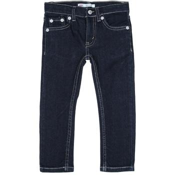 Vêtements Garçon Jeans Levi's Jeans garçon brut Bleu