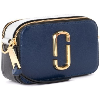 Sacs Femme Sacs Bandoulière Marc Jacobs Sac à bandoulière The  Snapshot Small Camera Bag Bleu
