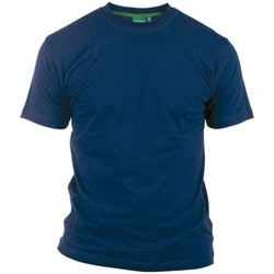 Vêtements Homme T-shirts manches courtes Duke  Bleu marine