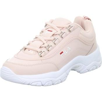 Chaussures Femme Baskets basses Fila Strada Low Wmn Rose