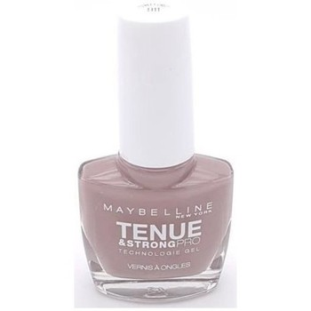Beauté Femme Vernis à ongles Maybelline New York Vernis TENUE & STRONG PRO - 911 Street Cred Autres