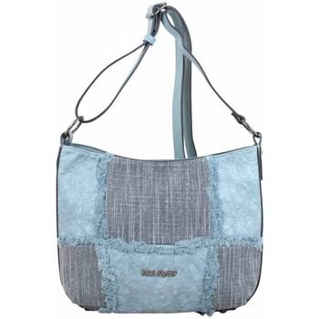 Sacs Femme Sacs Bandoulière Mac Alyster Sac bandoulière  Inspiration panache bleu Multicolor