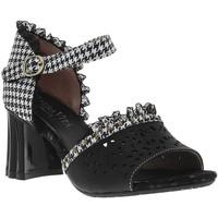 Chaussures Femme Sandales et Nu-pieds Laura Vita Ficdjio 07 Noir