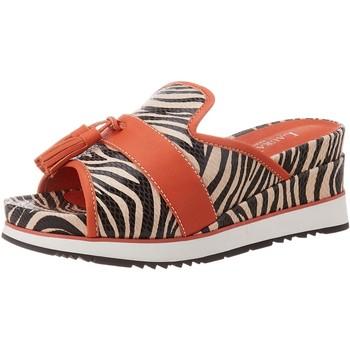 Chaussures Femme Mules Laura Vita Hecio 02 orange