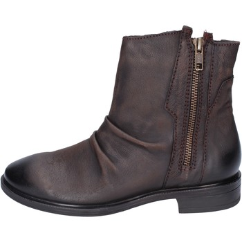 Chaussures Femme Bottines Inuovo bottines cuir marron