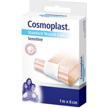 Beauté Accessoires corps Cosmoplast Sensitive Tiritas A Cortar  1 m x 6 cm