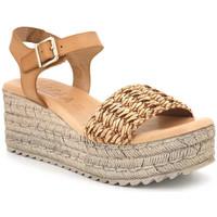 Chaussures Femme Sandales et Nu-pieds Kaola 951 Beige