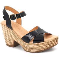 Chaussures Femme Sandales et Nu-pieds Kaola 472 Altamira Noir