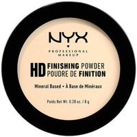 Beauté Femme Blush & poudres Nyx Hd Finishing Powder Mineral Based banana 8 Gr 8 g