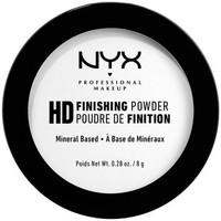 Beauté Femme Blush & poudres Nyx Hd Finishing Powder Mineral Based translucent 8 Gr 8 g