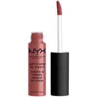 Beauté Femme Rouges à lèvres Nyx Soft Matte Lip Creamtoulouse  8 ml
