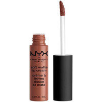 Beauté Femme Rouges à lèvres Nyx Soft Matte Lip Cream los Angeles  8 ml