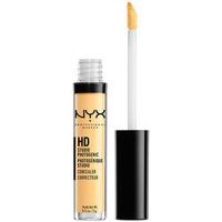Beauté Femme Anti-cernes & correcteurs Nyx Hd Studio Photogenic Concealer yellow 3 Gr 3 g