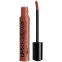 Beauté Femme Rouges à lèvres Nyx Liquid Suede Cream Lipstick sandstorm  4 ml