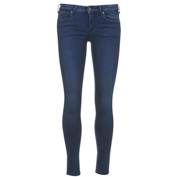 Vêtements Femme Pantacourts Pepe jeans LOLA Bleu Brut