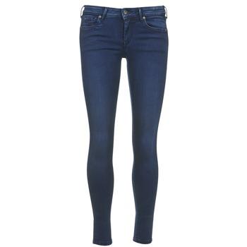 Pantalons 7/8 et 3/4 Pepe jeans LOLA Bleu Brut 350x350