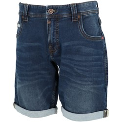 Vêtements Homme Shorts / Bermudas Timezone Scotty warm blue short Bleu marine / bleu nuit