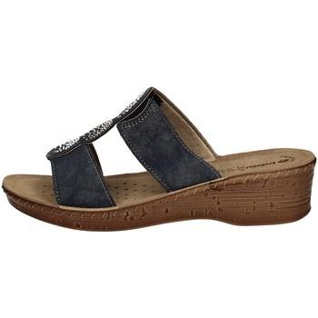 Chaussures Femme Mules Inblu 26 77 BLEU