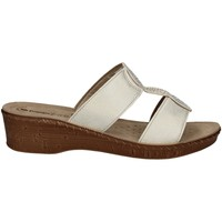 Chaussures Femme Mules Inblu 26 77 BLANC