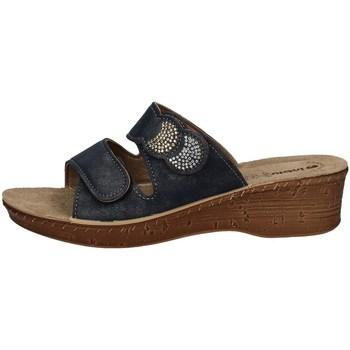 Chaussures Femme Mules Inblu 26 75 BLEU
